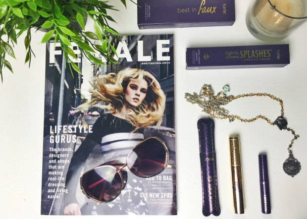 Review: Tarte Mascara & Lash Fibers